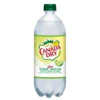 Canada Dry Tonic Water Twist W/Lime 1L