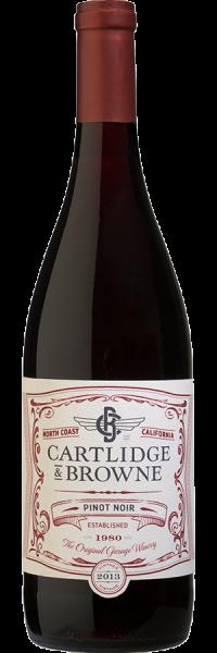 Cartlidge & Browne Pinot Noir 750ml