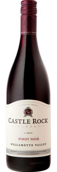 Castle Rock Pinot Noir Willamette 750ml
