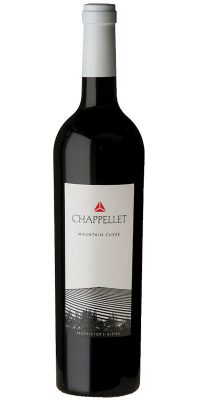 Chappellet Mountain Cuvee Red Blend 750ml