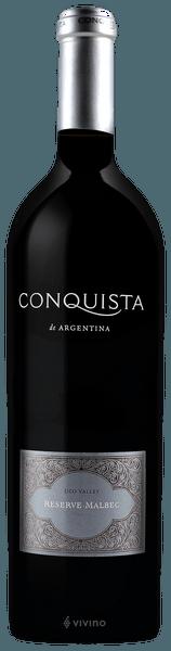 Conquista Reserve Malbec 750ml