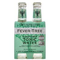 Fever Tree Elderflower Tonic 4pk