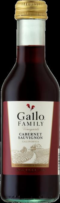Gallo Family Caberent Sauvignon 187ml 4pk