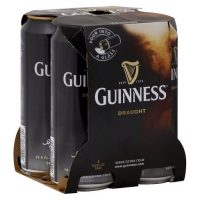 Guinness Draught 14.9oz 4pk