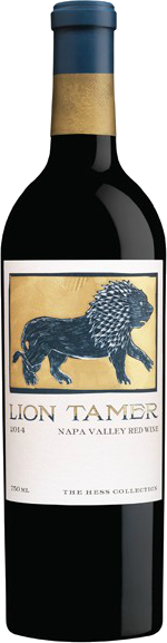 Hess Collection Lion Tamer Napa Red 750ml
