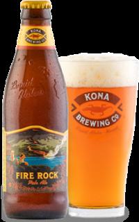Kona Fire Rock Pale Ale 12oz 6pk Btl