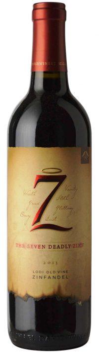 Michael David Winery 7 Deadly Zins Zinfandel 2