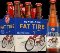 NEW BELGIUM FAT TIRE 12OZ 6PK NR-12OZ-Beer