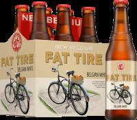 NEW BELGIUM FAT TIRE WHITE 6PK NR-12OZ-Beer