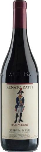 RENATO RATTI BARBERA D ASTI 750ML Wine RED WINE