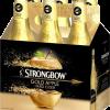 STRONGBOW GOLD APPLE CIDER 12OZ 6PK NR-12OZ-Beer