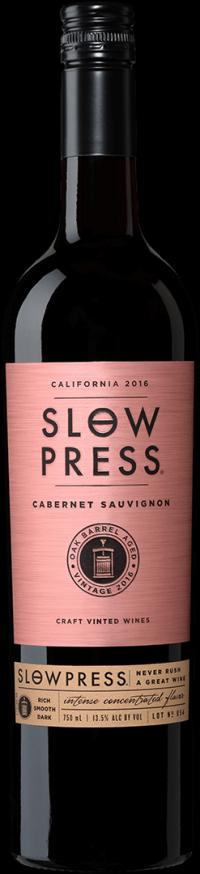 Slow Press Cabernet 750ml