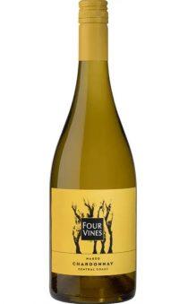 Four Vines Naked Chardonnay 750ml