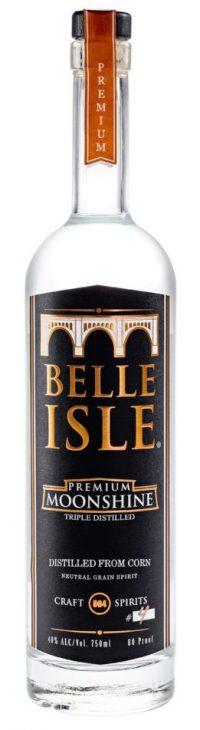 Belle Isle Premium Moonshine 750ml