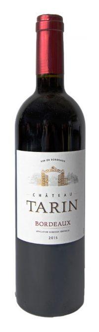 Chateau Tarin Bordeaux 750ml