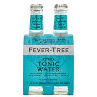 Fever Tree Citrus Tonic 4PK