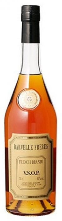 Darvelle Freres VSOP French Brandy 750ml