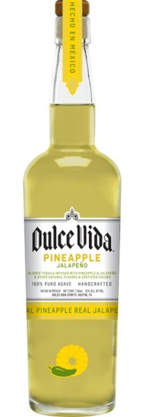 Dulce Vida Pineapple Jalapeno 750ml