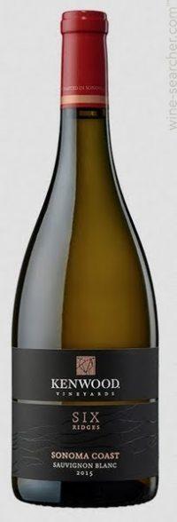 Kenwood Six Ridges Sauvignon Blanc 750ml