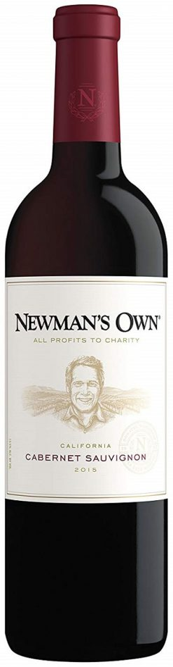 Newmans Own Cabernet 750ml