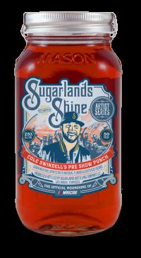 Sugarlands Cole Swindells Pre Show Punch