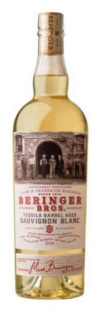 Beringer Bros Tequila Barrel Aged Sauvignon Blanc