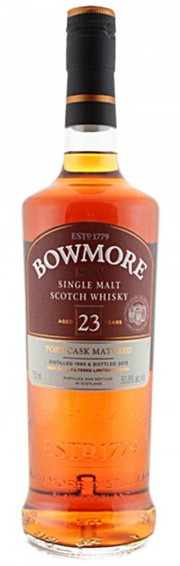 Bowmore Port Cask 23 yr 750ml