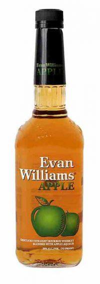 Evan Williams Apple 750ml