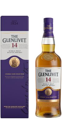 The Glenlivet Single Malt Scotch Whisky 14 Year Old 750ml (2)
