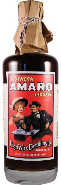 High Wire Southern Amaro Liqueur