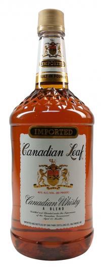 Canadian Leaf Canadian Whisky