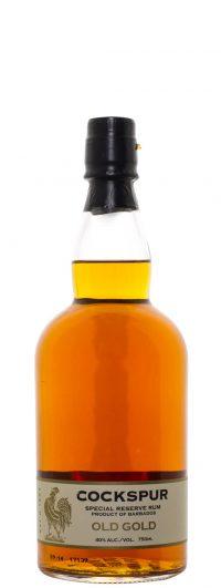Cockspur Old Gold Rum