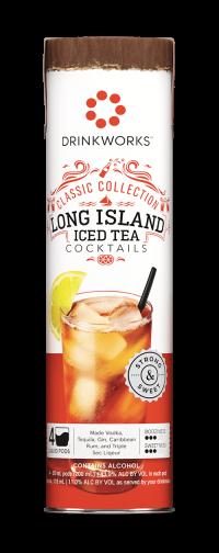 Drinkworks Long Island Cocktails 4pk Pods
