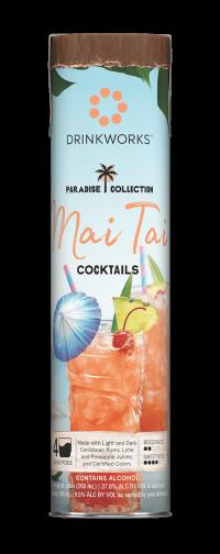 Drinkworks Mai Tai Cocktails Liquid 4pk Pods
