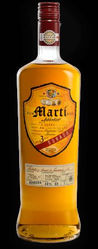 Marti Dorado Rum