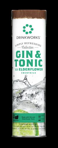 Drinkworks Gin & Tonic Cocktails 4pk Pods