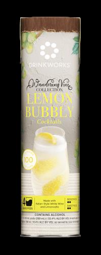 Drinkworks Lemon Bubbly Cocktails 4pk Pods
