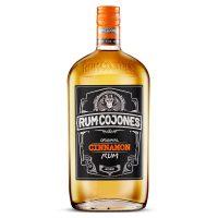 Rumcojones Original Cinnamon Rum