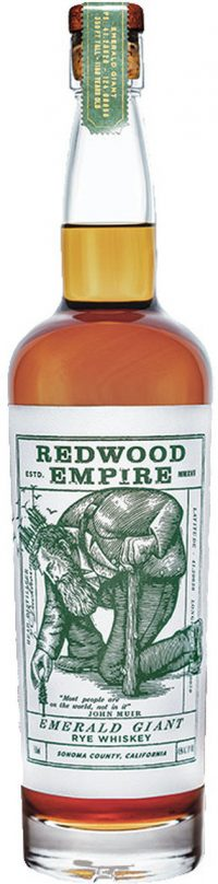 Redwood Empire Rye Emerald Giant
