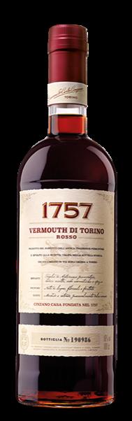 Cinzano 1757 Vermouth di Torino Rosso