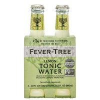 Fever Tree Lemon Tonic Water 4Pk