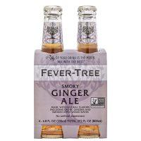 Fever Tree Smoky Ginger Ale 4pk