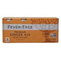 Fever Tree Ginger Ale 8pk Can