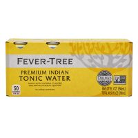 Fever Tree Indian Tonic Water 8pk Can