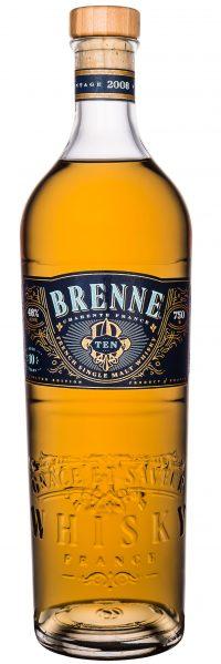 Brenne 10yr Single Malt 750ml