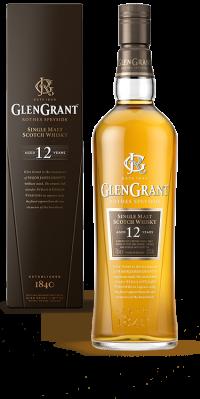 Glen Grant 12yr Single Malt 750ml