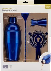 True Blue Barware Set