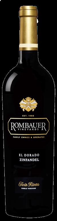 Rombauer El Dorado Twin Rivers Zinfandel