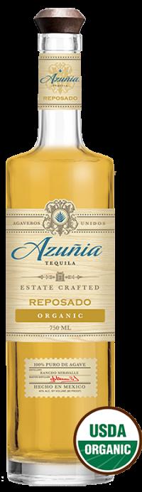 Azunia Organic Reposado Tequila
