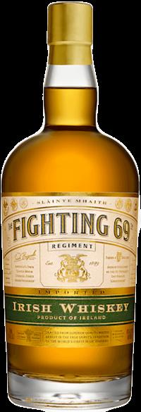 The Fighting 69 Irish Whiskey 750ml